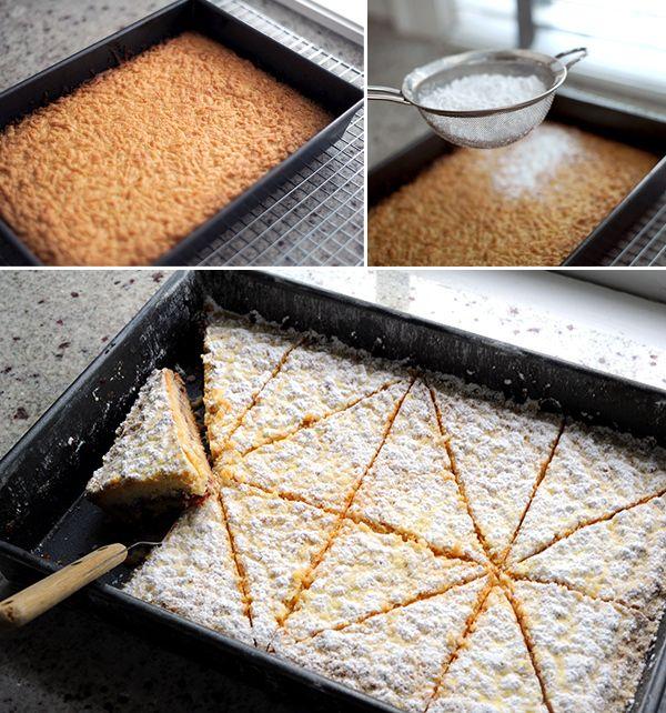 Julia Child's Hungarian Shortbread Recipe