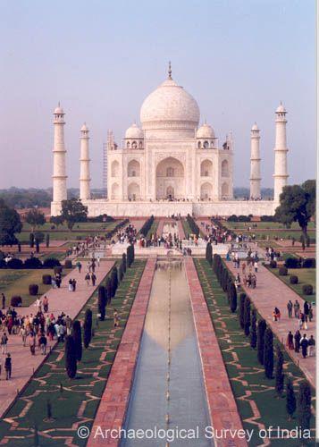Taj Mahal, Uttar Pradesh, Archaeological Survey of India