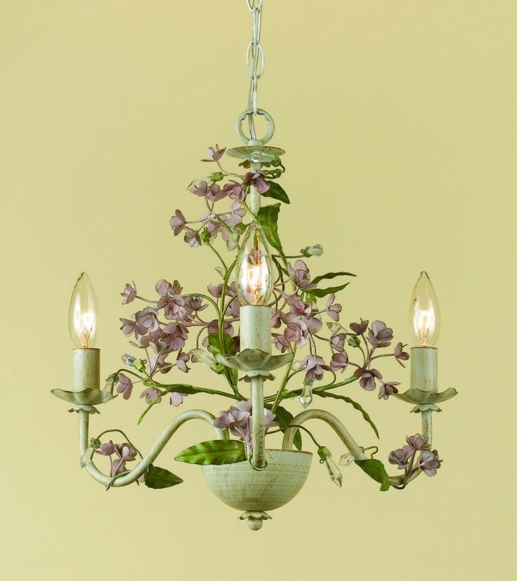 7 best flower chandeliers images on pinterest chandelier lighting af lighting grace 3 x light candle base chandelier cut metal with antique cream finish mozeypictures Images