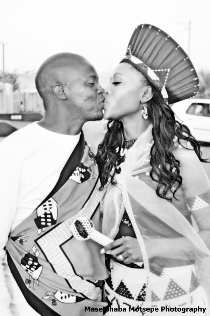 Traditional Zulu/ Swati Wedding - South Africa