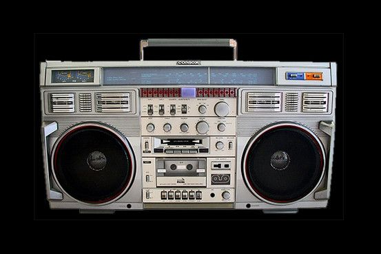 Vintage boombox. Go Boombastic: The Best Boomboxes .....................Please save this pin. .............................. Because for vintage collectibles - Click on the following link!.. http://www.ebay.com/usr/prestige_online