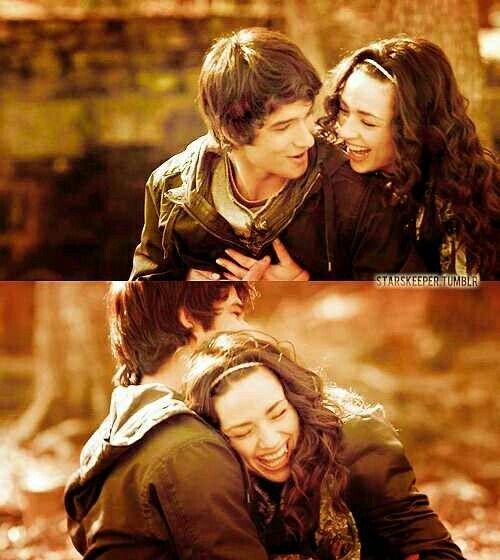 Teen wolf Scott & Alison. Season 1.