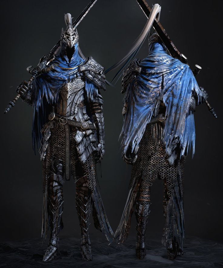 "Reference by ""Dark Souls - Artorias of the Abyss""  Tools used: Autodesk Max, Photoshop, Zbrush, Marmoset Toolbag 2"