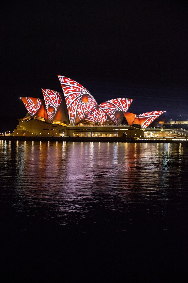 Vivid Sydney, Opera Hosue