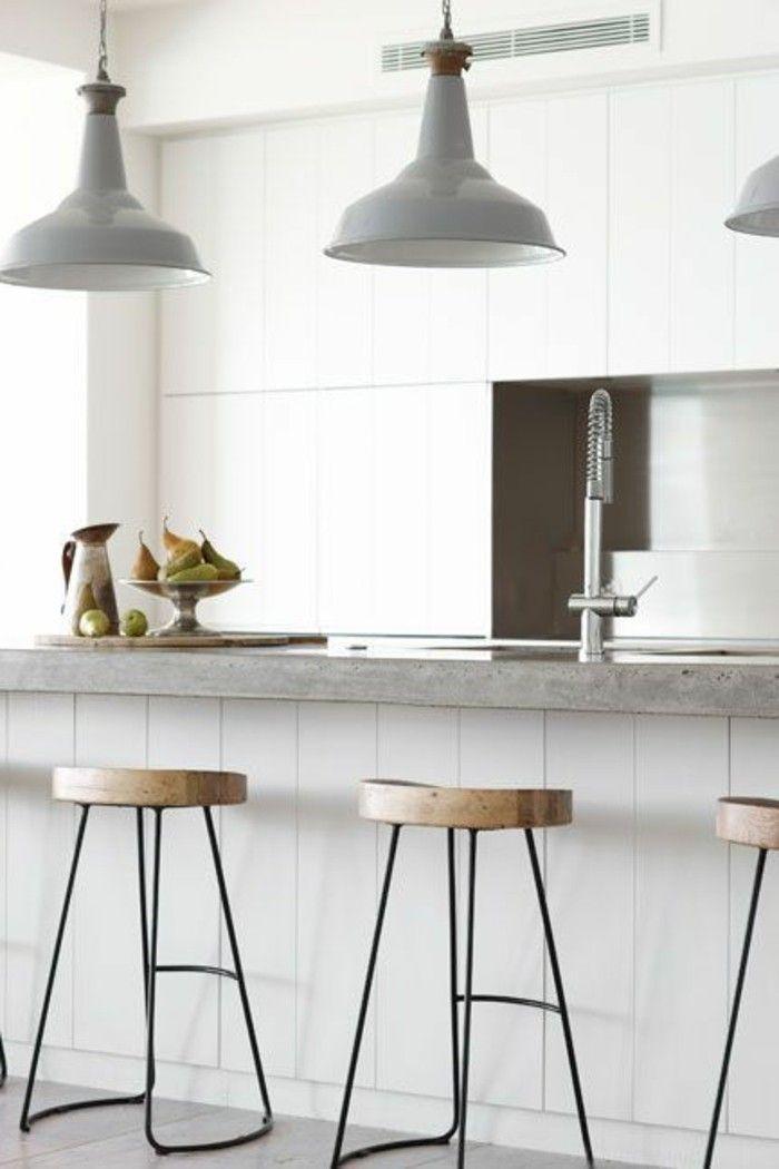 Bekannt Les 25 meilleures idées de la catégorie Chaise haute cuisine sur  QK57