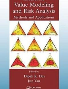 Extreme Value Modeling and Risk Analysis free download by Dipak K. Dey Jun Yan ISBN: 9781498701297 with BooksBob. Fast and free eBooks download.  The post Extreme Value Modeling and Risk Analysis Free Download appeared first on Booksbob.com.