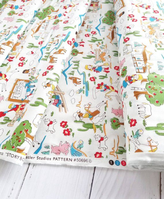 Storybook Ranch Main Ranch By Whistler Studios For Windham Fabrics Windham Fabrics Fabric Quilts