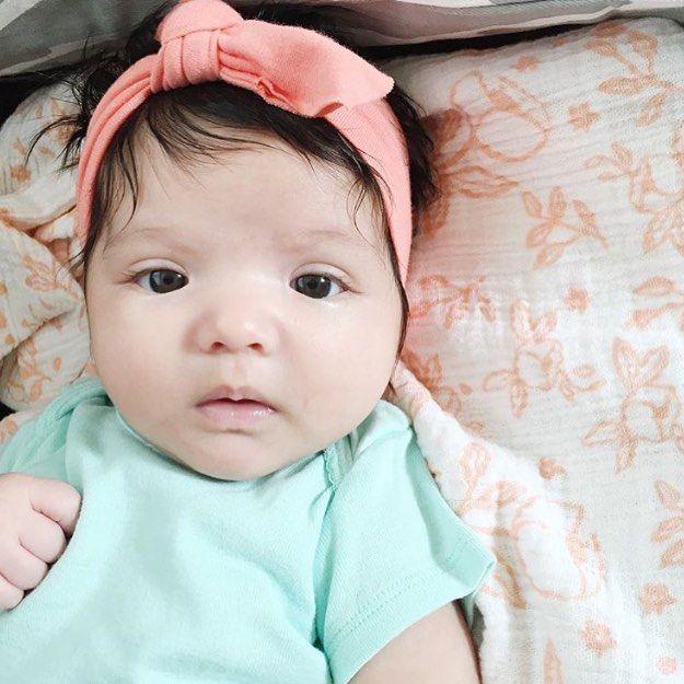 Real life baby doll