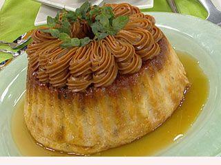 Budín de pan en microondas | Recetas | Utilísima