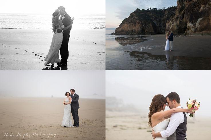 Oregon coast, Oregon coast photographer, Hug Point, Cannon Beach, Oregon coast wedding, Oregon coast elopement