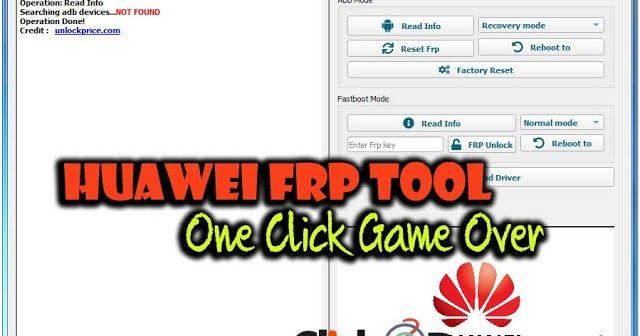 Huawei Frp Tool Pro Version One Click Huawei Frp Unlock Solution 2020 Pro Version Huawei Unlock