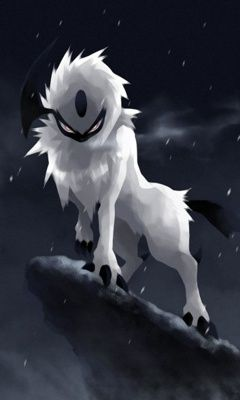 Absol Pokemon one of my favorite pokemons