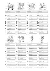 die besten 25 verben konjugieren ideen auf pinterest