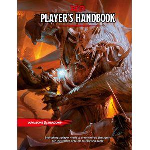 D&D 5e: Core Rule Book | Player's Handbook