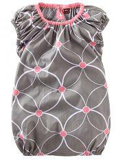 Tea Collection Garden Gate Bubble Dress #tinysoles