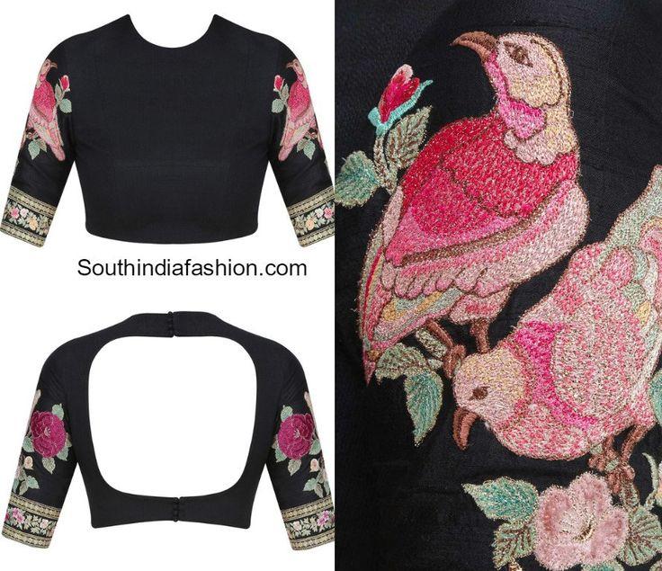 bird_embroidered_blouse_designs.jpg 888×767 pixels