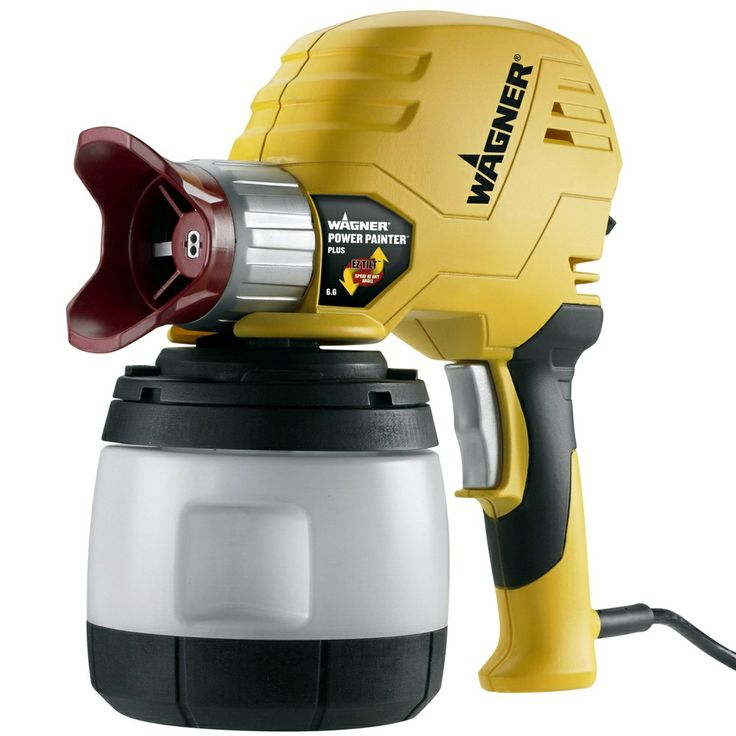 Wagner Optimus 6.6 GPH Sprayer | Overstock.com Shopping - Big Discounts on Wagner Paint Sprayers