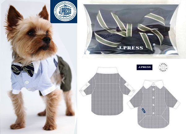 J. Press delivers a preppy Holiday outfit