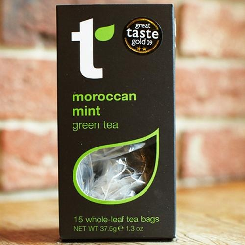 With a perfect balance of green tea and peppermint leaf, this exceptional blend of Moroccan Mint tea is refreshing, reviving and inspiring. Like all great double acts, it is impossible to tire of this wonderful combination. The hint of mint cools the palate while the green tea warms the soul.