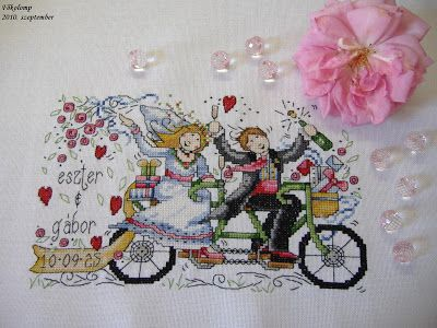 Together in Tandem The World of Cross Stitching Issue 154 September 2009 Saved