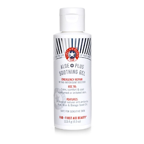 First Aid Beauty Aloe Plus Soothing Gel | BeautyBay.comSoothing Gel, Aid Beautiful, Beautiful Aloe, First Aid, Upbeauti Products, Bath Body, Body Products, Beauty, Beautiful Products