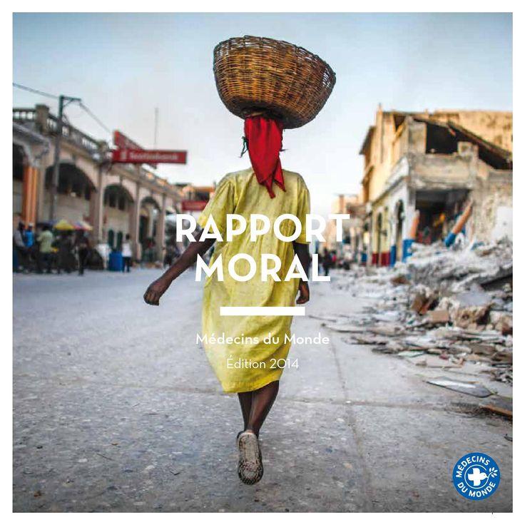 Rapport moral 2014 de Médecins du Monde