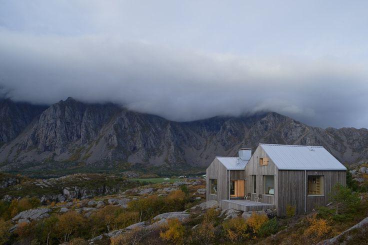 Summerhouse Nauste, Vega, Norway. Kolman Boye Architects. » Lindman Photography