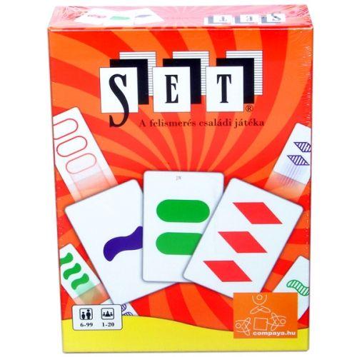 SET, party és kártyajáték 6 éves kortól - SET Enterprises