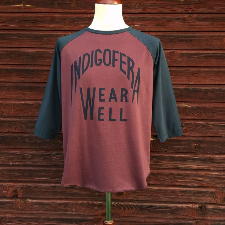 Indigofera Jeans, Leon Shirt. Wear Well. (made in portugal, baseball sweater)