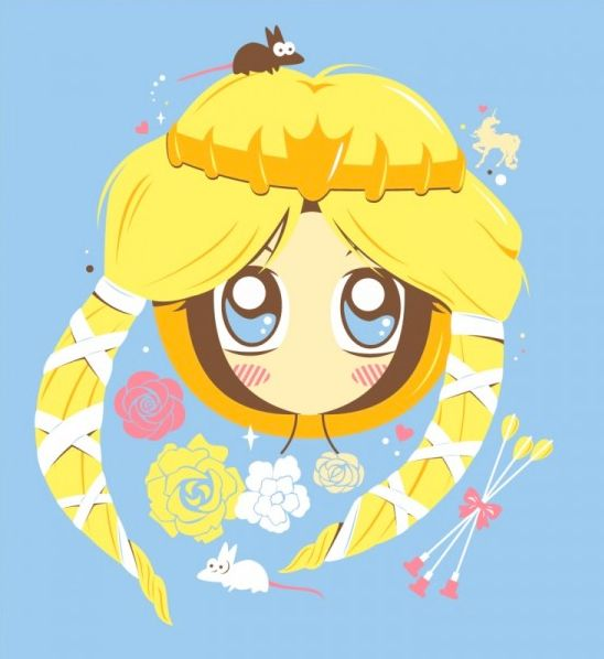 Princess Kenny from South Park
