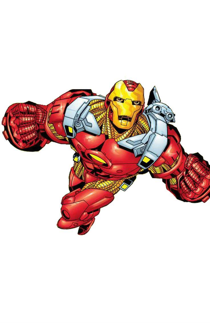 Iron Man Armor Model 17 by Salvador Larroca