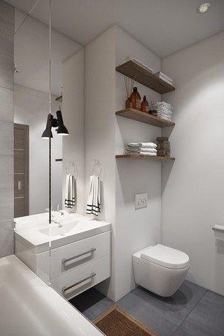Дизайн однокомнатной квартиры (32 кв.м.) - Дизайн интерьеров   Идеи вашего дома   Lodgers