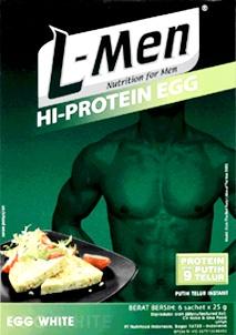 L-Men Hi-Protein Egg