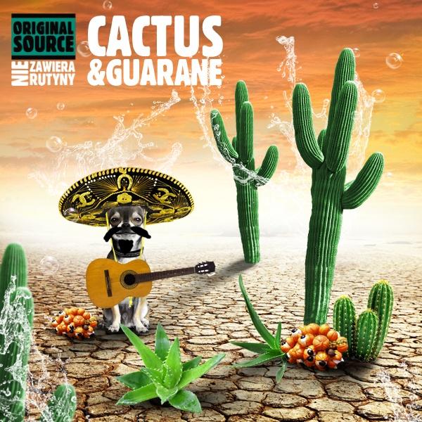 Cactus & Guarane