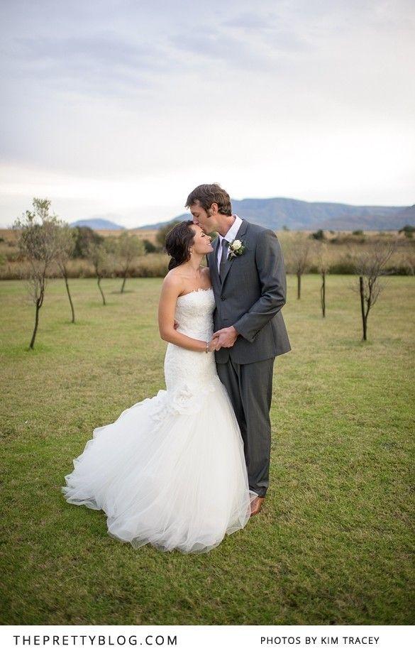 White tulle wedding dress   Photography: Kim Tracey, Dress Shop: @Bridal Wardrobe    Dress: @Enzoani