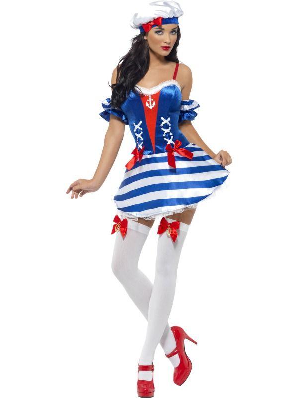 Sexy sailor Girl.
