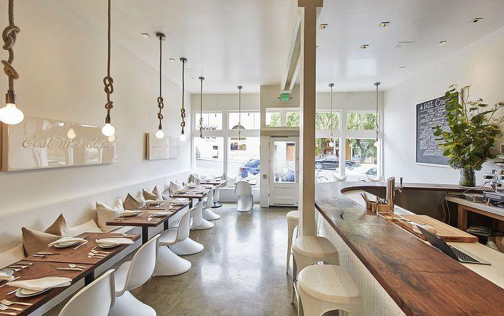 Best Cafe Interior Design