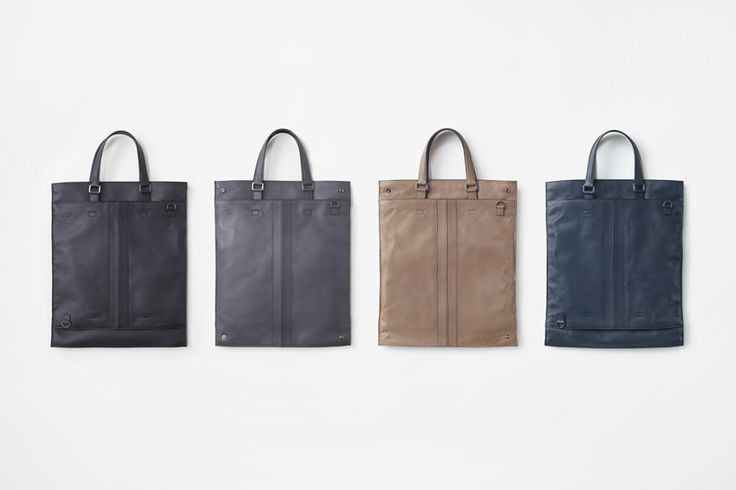 Gallery - nendo Designs Leather Bag for Architects - 3
