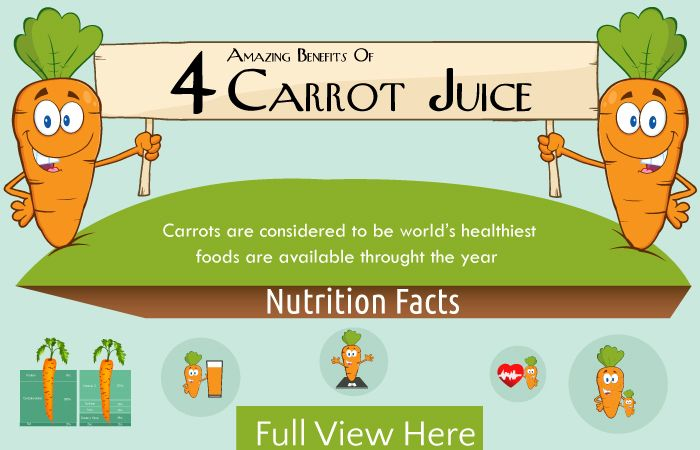 24 Amazing Benefits Of Carrot Juice (Gajar Ka Ras)