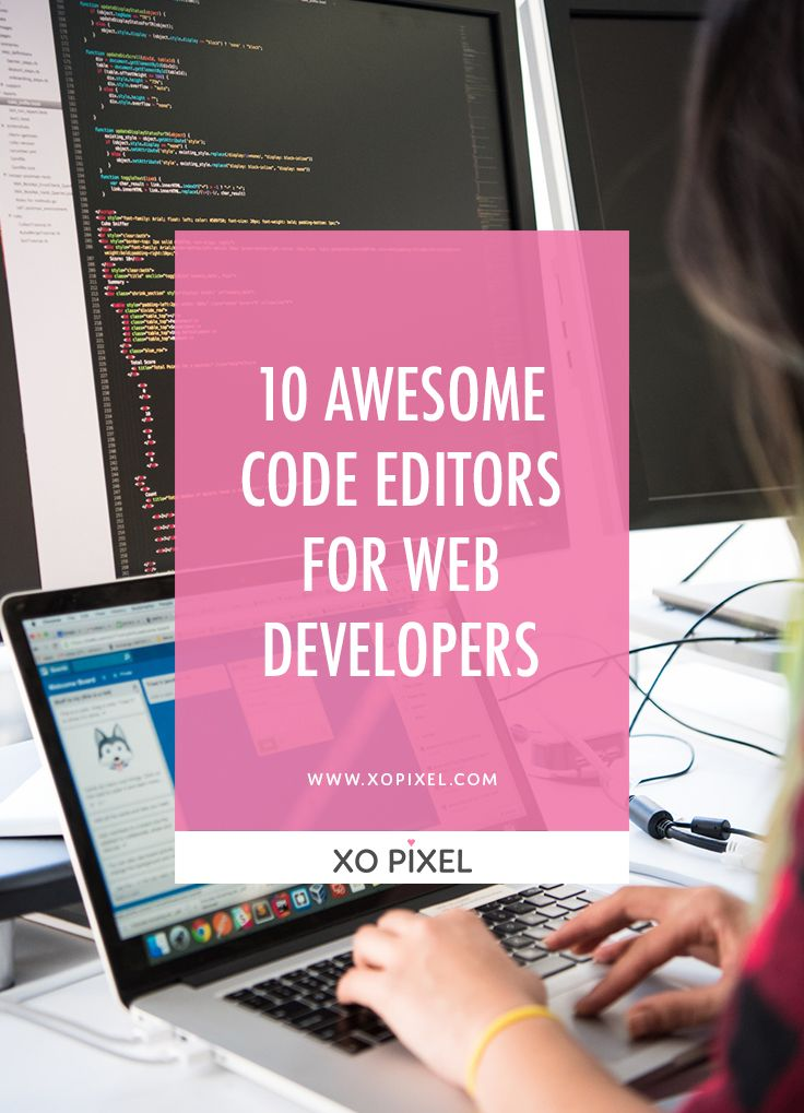 In this post, we'll be exploring 10 different code editors suitable for various desktop platforms such as Windows, Mac, and Linux. Whether your text editor preference is geared towards a more minimalistic and simplistic approach or a more robust, full-featured IDE (Integrated Development Environment) setting or somewhere in between, one of the programs mentioned in this article is bound to suit your web development needs.