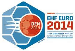 Official Logo - 2014 Mens EURO EHF European Handball Championship