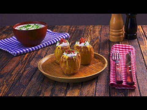 Så gör du potatisvulkanen från himlen – perfekt till nästa grillkväll | Newsner