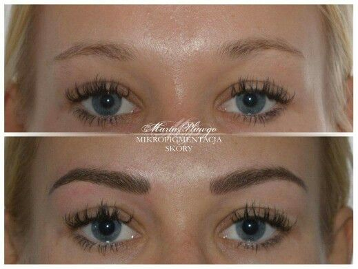 The 25 best permanent makeup eyebrows ideas on pinterest for Semi permanent tattoo near me
