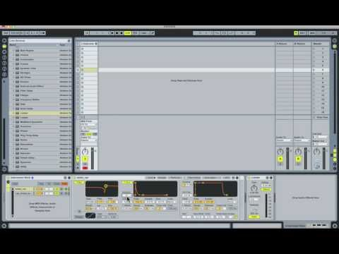 Sound Design in Ableton Live Tutorial - Jungle Bass (Part 2)