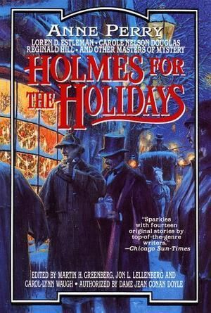 """Holmes for the Holidays"" av Martin Harry Greenberg"
