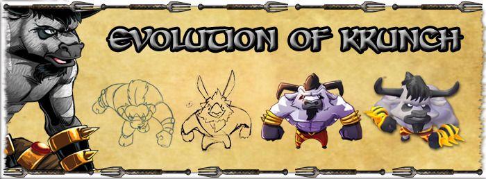The Evolution of Krunch. #LFG #Kickstarter