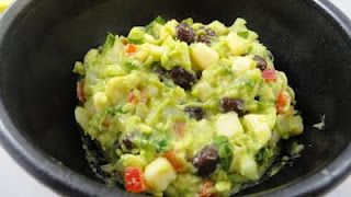 California Pizza Kitchen White Corn Guacamole
