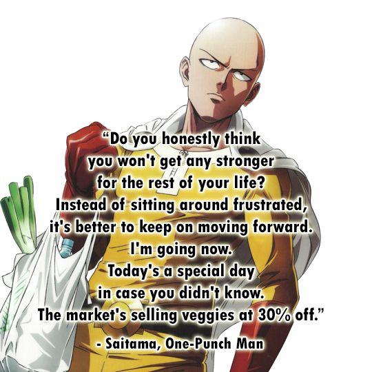 Manga & Anime Picture Quotes