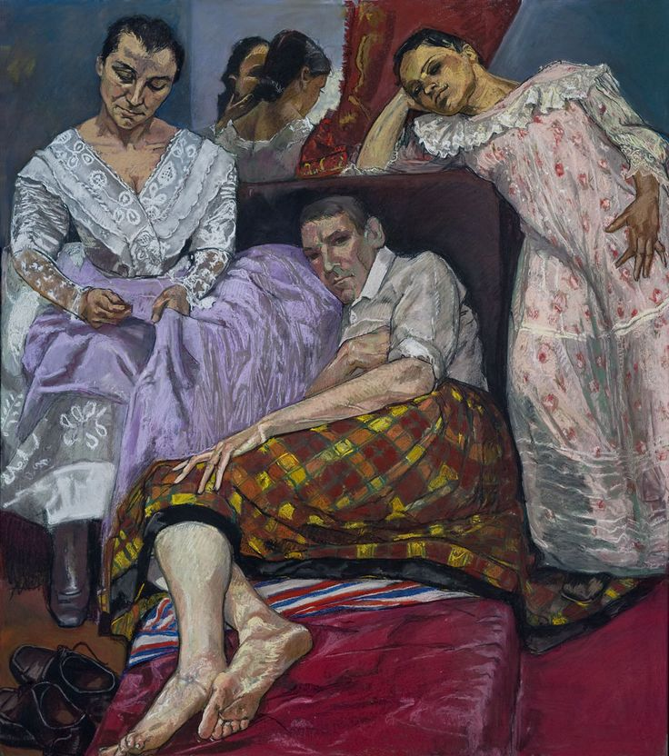 The Company of Women by Paula Rego