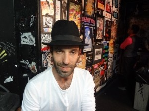 Klezmer Podcast 91- Balkan Beat Box. My interview guest on this episode is Tamir Muscat of Balkan Beat Box. The band was in Los Angeles recently, on tour for their new album Give. We hear the track No Man's Land. Run time: 15:30